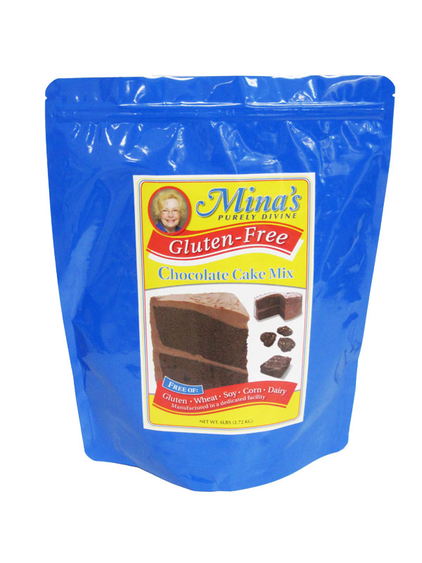 Chocolate Cake Mix - 5 lbs Bag, $4.39 per lb.